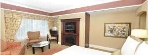 Luxury King Room - Old Mill Toronto