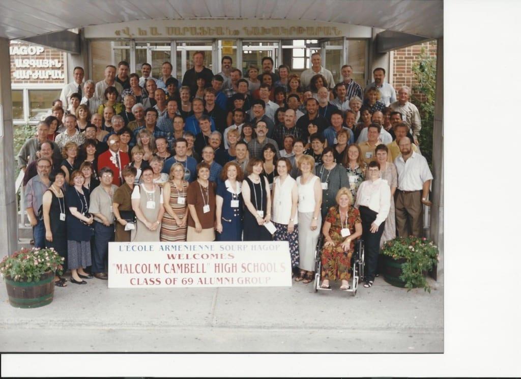 MCHS 69er Reunion Photo