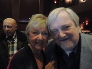 Jacki Ralph and Bob Carswell, April 24, 2015. Jaan Pill photo