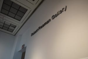 The announcement was made at the Robert Freeman Gallery at the Art Gallery of Mississauga. Jaan Pill photo