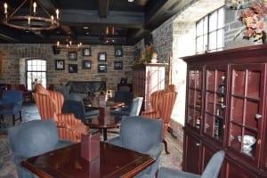 Home Smith Jazz Bar, Old Mill Toronto. Jaan Pill photo
