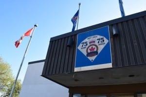 Royal Canadian Legion, 150 Eighth St., Etobicoke. Jaan Pill photo