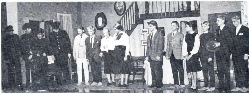 Arsenic & Old Lace. Source: MCHS 1965-66 yearbook