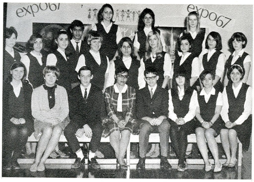 Teens Look at Life. Source: MCHS 1966-67 yearbook