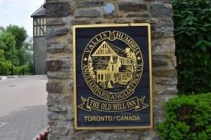 Old Mill Toronto. Jaan Pill photo