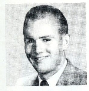 Bob Hill. Source: MCHS 1953-64 yearbook