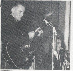 Bob Hill. Source: MCHS 1962-63 annual