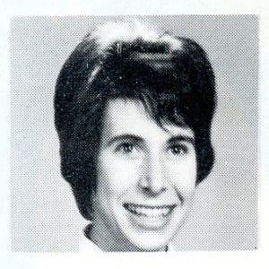 Soryl Shulman Rosenberg. Source: MCHS 1964-65 yearbook
