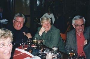 Gail Ritchie, Bruce Wilde, Audrey Mchaffie, Dawson Campbell.