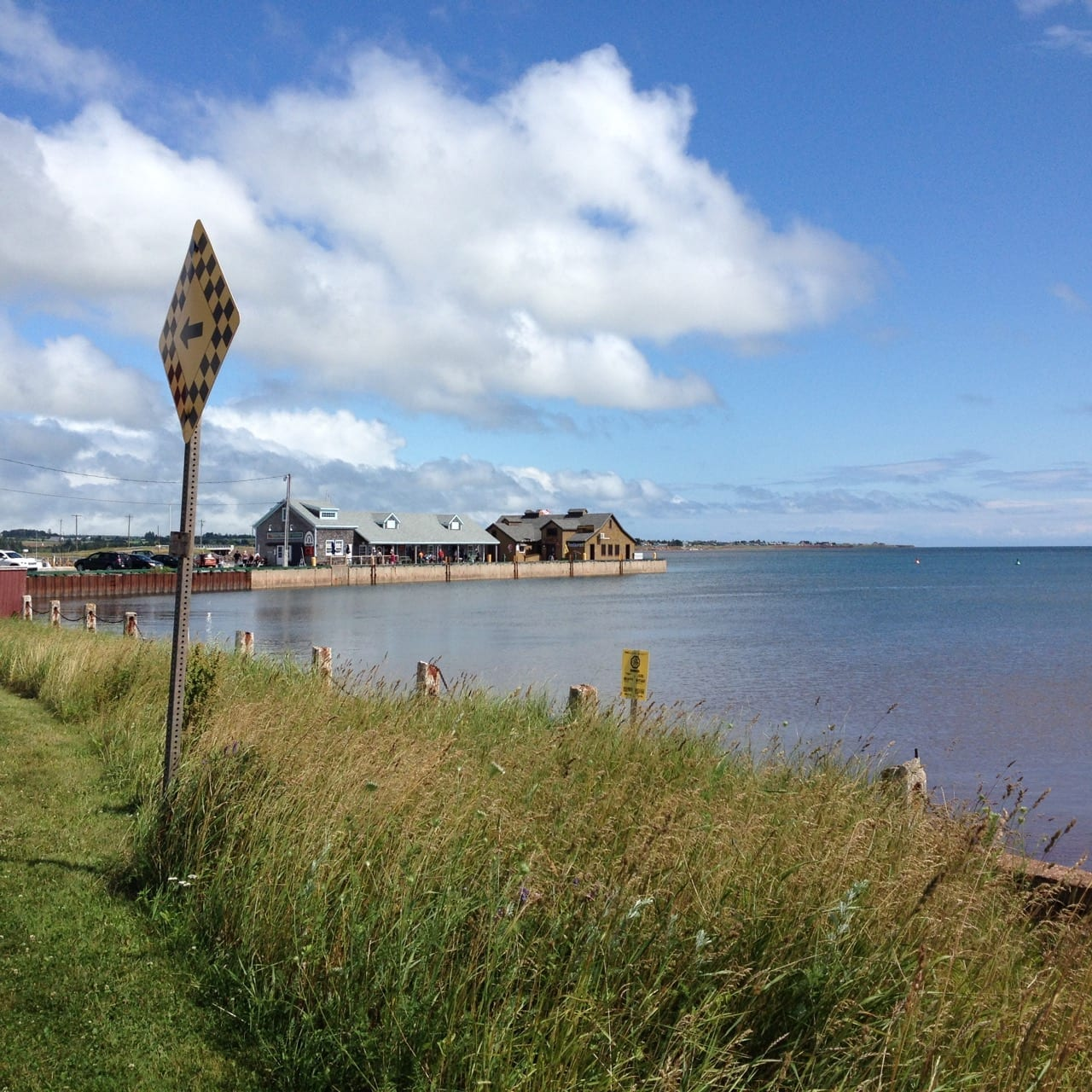Prince Edward Island Beaches: Coastal Erosion Due To Sea Level Rise In Prince Edward