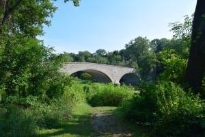 Bridge across the Humber River. Jaan Pill photo
