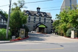 Prior to the Sunday Brunch at Old Mill Toronto on Sunday, October 18, 2015 (the day after the reunion), we will meet at 10:30 am in front of Old Mill Toronto for a 30-minute along the Humber River. The Brunch begins at 11:00 am. We will need to know the number of Brunch Attendees by October 11, 2015. Jaan Pill photo