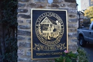 The reunion is taking place at Old Mill Toronto. Deadline to get special reunion rates for rooms at Old Mill Toronto, and also at the less expensive Stay inn, is Sept. 17. Jaan Pill photo