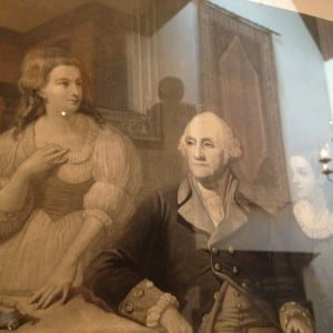 Portrait outside the Humber Room of a couple of iconic American cultural figures, whose names escape me. Jaan Pill photo