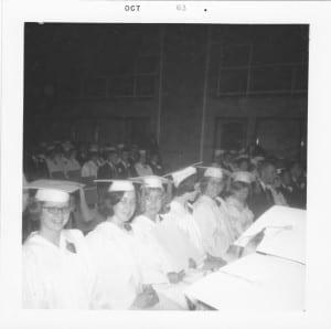 1963 MCHS 11C Grads