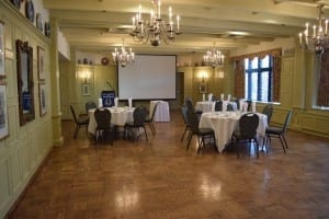 Another view of the Humber Room, set up for a small meeting held in September 2015. Jaan Pill photo