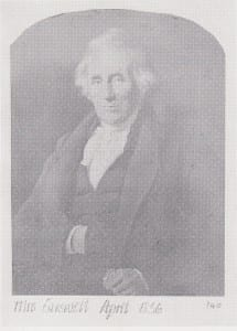 James Carswell, Wright & Builder circa 1855