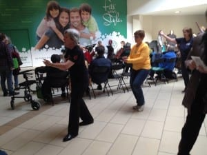 Members of Taoist Tai Chi Society perform in accompaniment to the Etobicoke Philharmonic Orchestra at Government and Community Services Fair. Jaan Pill photo
