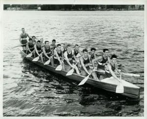 1960 Juvenile War Canoe. Photo source: Nikki King