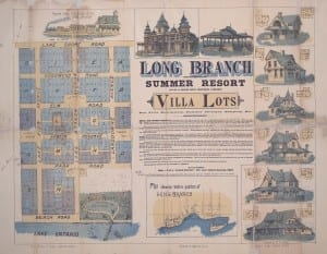 Poster of Long Branch Park development