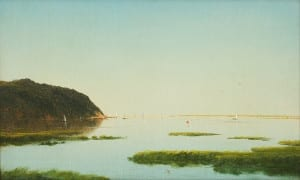 John F Kensett - View of the Shrewsbury River, New Jersey - Google Art Project.jpg Created: 31 December 1858