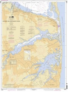 Navesink and Shrewsbury Rivers. Source: geographic.org website
