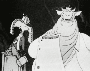 Nelvana 's new TV special, The Devil and Daniel Mouse