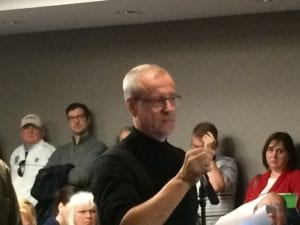 A subsequent post will share a text of remarks by MP Borys Wrzesnewskyj (Etobicoke Centre). Jaan Pill photo