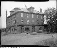 Windsor Public House - established 1909 - renamed the Blue Goose Tavern in 1971. Source: Historic photos from around Mimico, Toronto