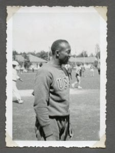 Jesse Owens, 1936. Source: Jaan Pill