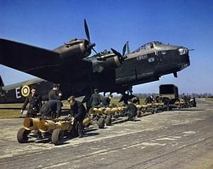 Shortt Stirling Bomber. Photo credit will be added; as a rule I do not use photos without credits; in this case a temporary exception is made.