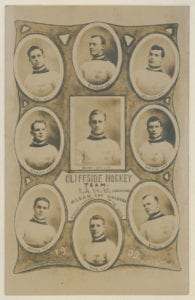 1909 Allen Cup Winners. I[ will add a full caption and photo credit.]