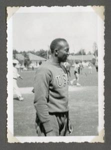 Jesse Owens. Source: Kaljo Pill