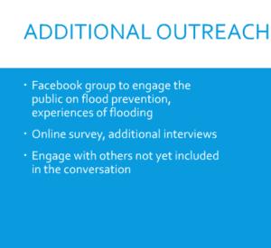 Screenshot from Oct. 17, 2017 webinar on Flood Risk in Ontario
