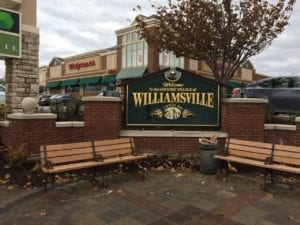On Nov. 19, 2017 we drove from Toronto to visit Wegmans on Dick Road in Depew, Ny and to visit Willamsville, where a fabled Talbots outlet is located. Jaan Pill photo