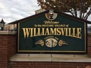 Williamsville, NY. Jaan Pill photo