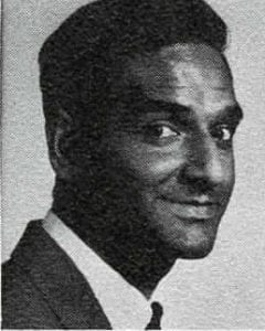 Alfred Ramcharan. Source: MCHS 1967-68 yearbook