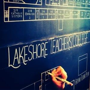 Source: Lakeshore Grounds Interpretation Centre