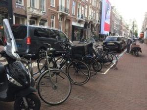 Amsterdam, August 2018. Jaan Pill photo