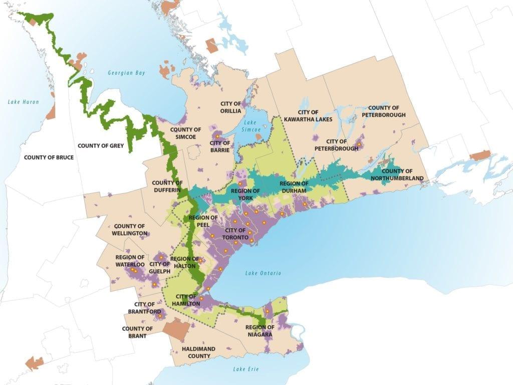 Source: Nov. 8, 2018 tweet from Ontario Municipal Affairs @ONmunicipal
