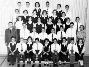 1959 June Morrison school Grade 7