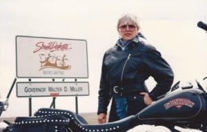 Joëlle King - South Dakota, August 1999