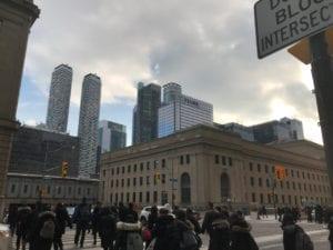 Union Station, Toronto. Jaan Pill photo