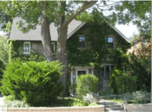 58 Wheatfield Road. Source: Mimico 20/20 Revitalization Cultural Heritage Resource Assessment